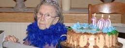 Mountlake Terrace woman celebrates 100th birthday