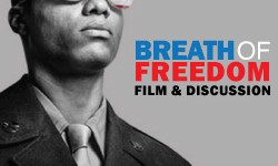Reminder: 'A Breath of Freedom' film to be screen on Wednesday at Black Box Theatre