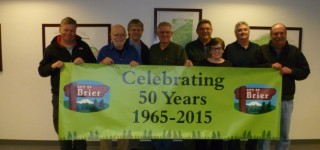 Brier celebrates its 50th anniversary with an Open House on Feb. 14 at City Hall