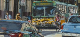 William Houston painting exhibit opens March 1 at Mountlake Terrace Library