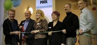 Mountlake Terrace celebrates new Recreation Pavilion therapy pool, reopening of main pool