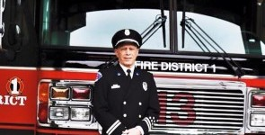 Fire District 1 retirement ceremony to honor DeLisle for 40 years of service