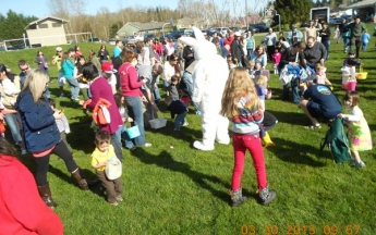Brier Easter Egg Hunt