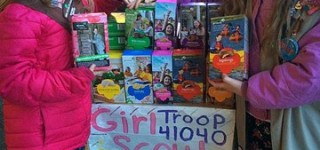 It's that time of the year again – How many boxes of Girl Scout cookies do you want?