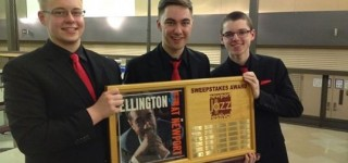 Mountlake Terrace Jazz musicians win Newport Jazz Festival's Sweepstakes Award