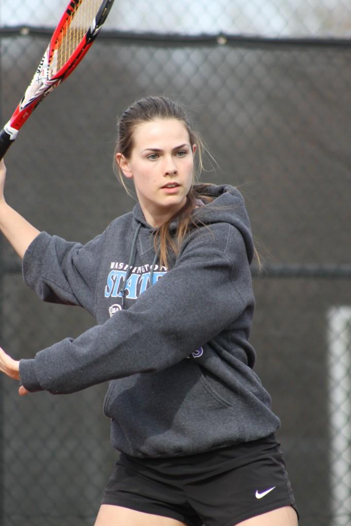 MTHS girls tennis practice, March 10 040