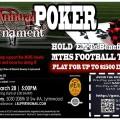 Reminder: Mountlake Terrace Gridiron Booster Club hosts annual Poker Tourament on Saturday Big E Ales