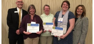 Edmonds School District psychologists receive national award