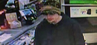 Happening nearby: Police seeking public's help in identifying robbery suspect