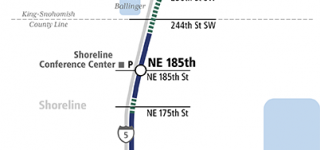 Sound Transit Board set to decide on Lynnwood extension final route and stations on April 23