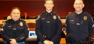 Mountlake Terrace honors Police Officers for exceptional work