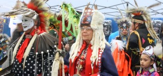Reminder: Edmonds Community College hosts 30th annual powwow 'Honoring Mother Earth' May 1-3