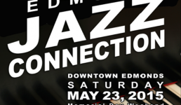 Welcome to our new advertiser, Edmonds Jazz Connection