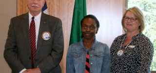 Two Mountlake Terrace High School students awarded Rotary Club scholarships