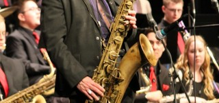 Mountlake Terrace High School jazz bands joined by guest artist Gary Smulyan