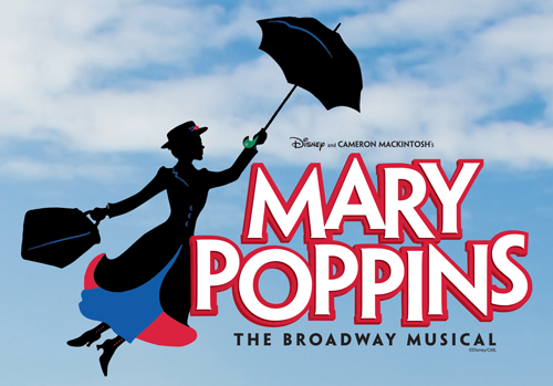 Mary Poppins logo