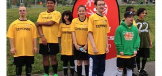 Edmonds School District plays host for Unified Soccer Tournament