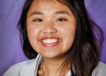 Mountlake Terrace High School's Students of the Month for May: Anna Vu and Erik Hynes
