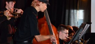 Terrace HS students get jazzed at annual Edmonds Jazz Connection event