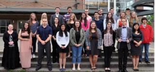 Congratulations to Edmonds School District CTE Leadership and Achievement Award winners