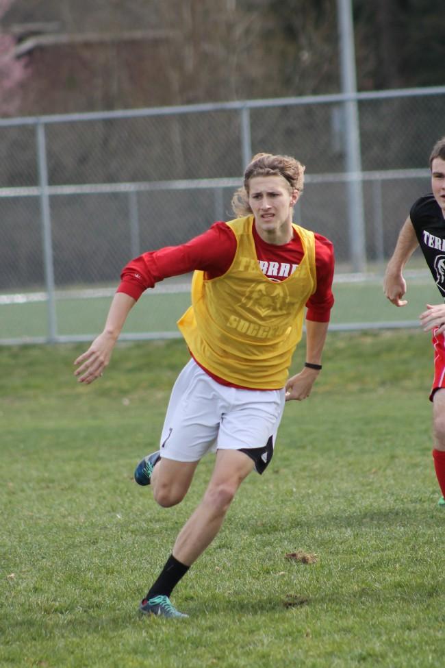 Alec Somers, Wesco 3A South Boys Soccer Second Team forward
