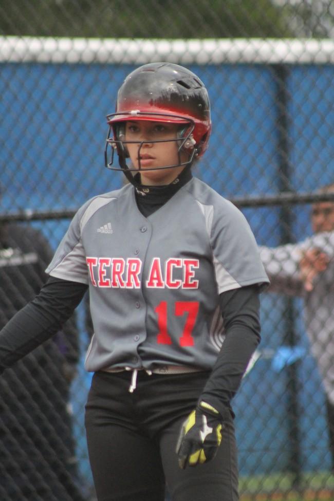 Mountlake Terrace's Kira Doan, Wesco 3A South Softball First Team outfielder