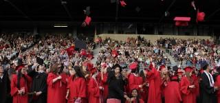 Mountlake Terrace High School's Class of 2015 celebrates accomplishments, looks to the future