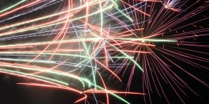Dry conditions cause for alarm with fireworks