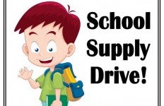 Happening nearby: School supply drive aims to fill backpacks of local students in need