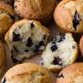 Healthy Eating: Blueberry yogurt muffins