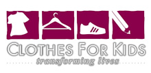 Volunteer opportunities at Clothes for Kids