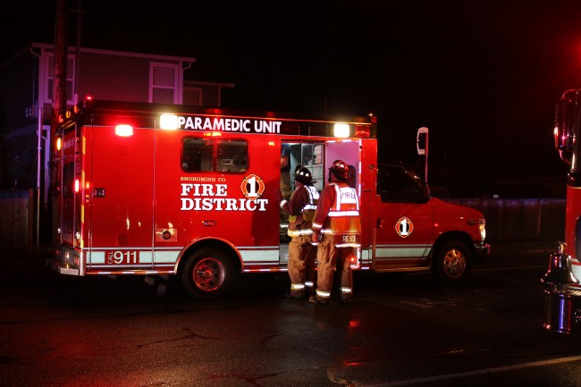 Woman hit by car on 44th Avenue W, Aug. 5 001
