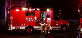 Woman hit by car on 44th Avenue West transported to hospital