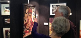 Arts of the Terrace Art Show opens Saturday