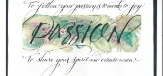 Kathy Barker and Calligraphers Group exhibit opens Oct. 1 at Mountlake Terrace Library