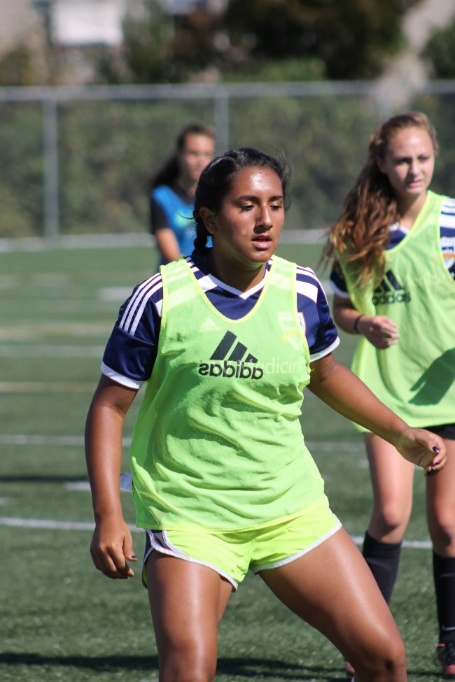 Sammy Ruiz will likely provide plenty of toughness on the Terrace squad