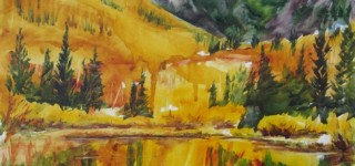 Mountlake Terrace painter showcased as part of Women Painters of Washington show