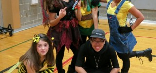 City hosts ninth annual Costume Carnival Oct. 24 at Terrace Park Gym