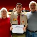 Mountlake Terrace City Council honors Eagle Scout