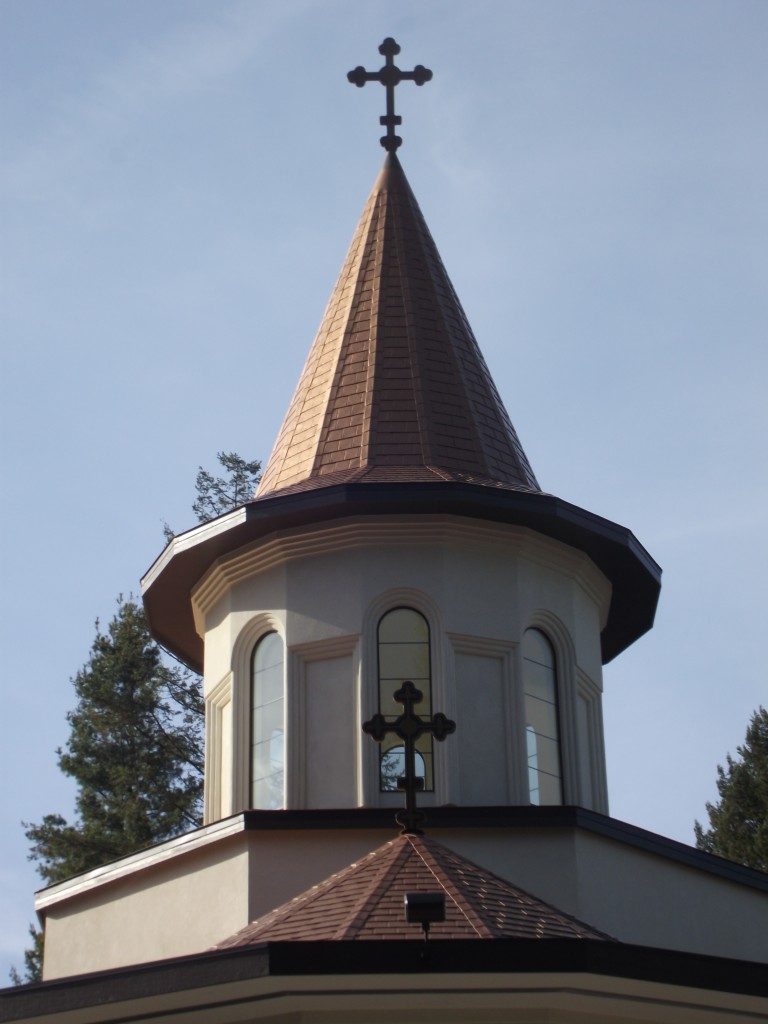 The building was constructed to host scores of families and individuals for orthodox church services and Romanian cultural events each weekend.