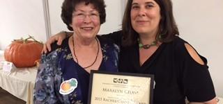 Sen. Chase receives Rachel Carson award for anti-pesticide efforts