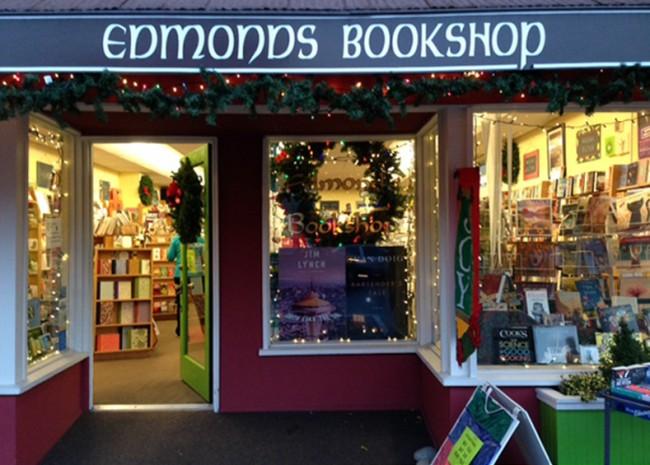 holidayEdmondsBookshop