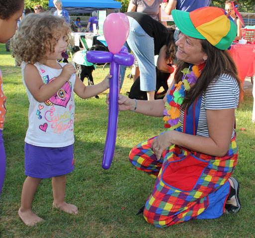 A scene from the Mountlake Terrace 2015 National Night Out. (Photo by David Carlos)