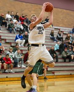 MTHS boys basketball 61 - Shorecrest 49, Jan. 8, 3