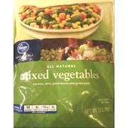 KRO mixed veggie