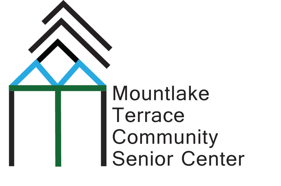 The Mountlake Terrace Senior Center unveiled its new logo in a newsletter emailed on Friday afternoon. The logo is pictured above. (Photo courtesy the Mountlake Terrace Senior Center)