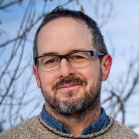 Washington State Poet Laureate Tod Marshal