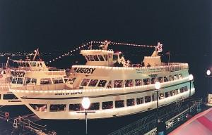 Christmas Ship caroling comes to the Edmonds pier on Dec. 7