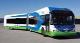 Swift bus - photo courtesy of Community Transit