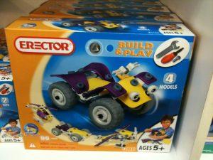 Erector Set at Teri's Toybox